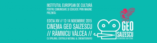 Geo Saizescu International Film Festival 2015