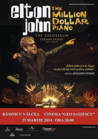 Elton John – The Million Dollar Piano